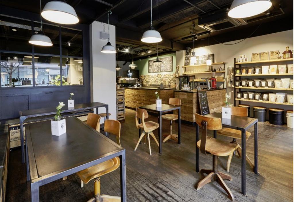 Das Machhörndl ist ein wunderschönes Café im Herzen Nürnbergs.