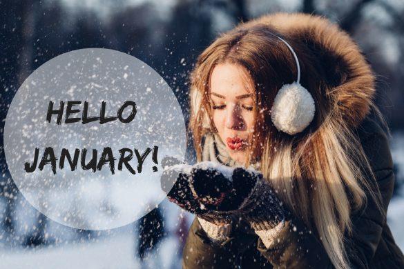 Bilder im Januar zeigen das Schönste aus Nürnberg und Franken.