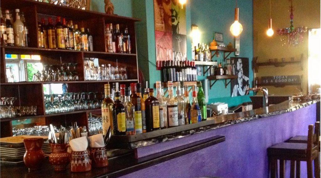 Das Frida Kahlo ist eine tolle Bar in St. Johannis in Nürnberg.