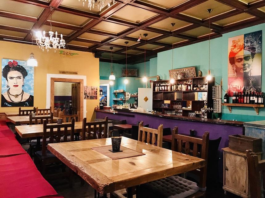 Das Frida Kahlo ist ein schönes Restaurant in Nürnberg.