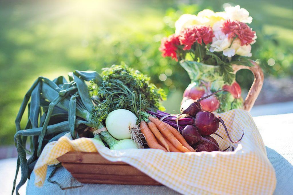 Saisonales und regionales Gemüse ist besser für die Umwelt.