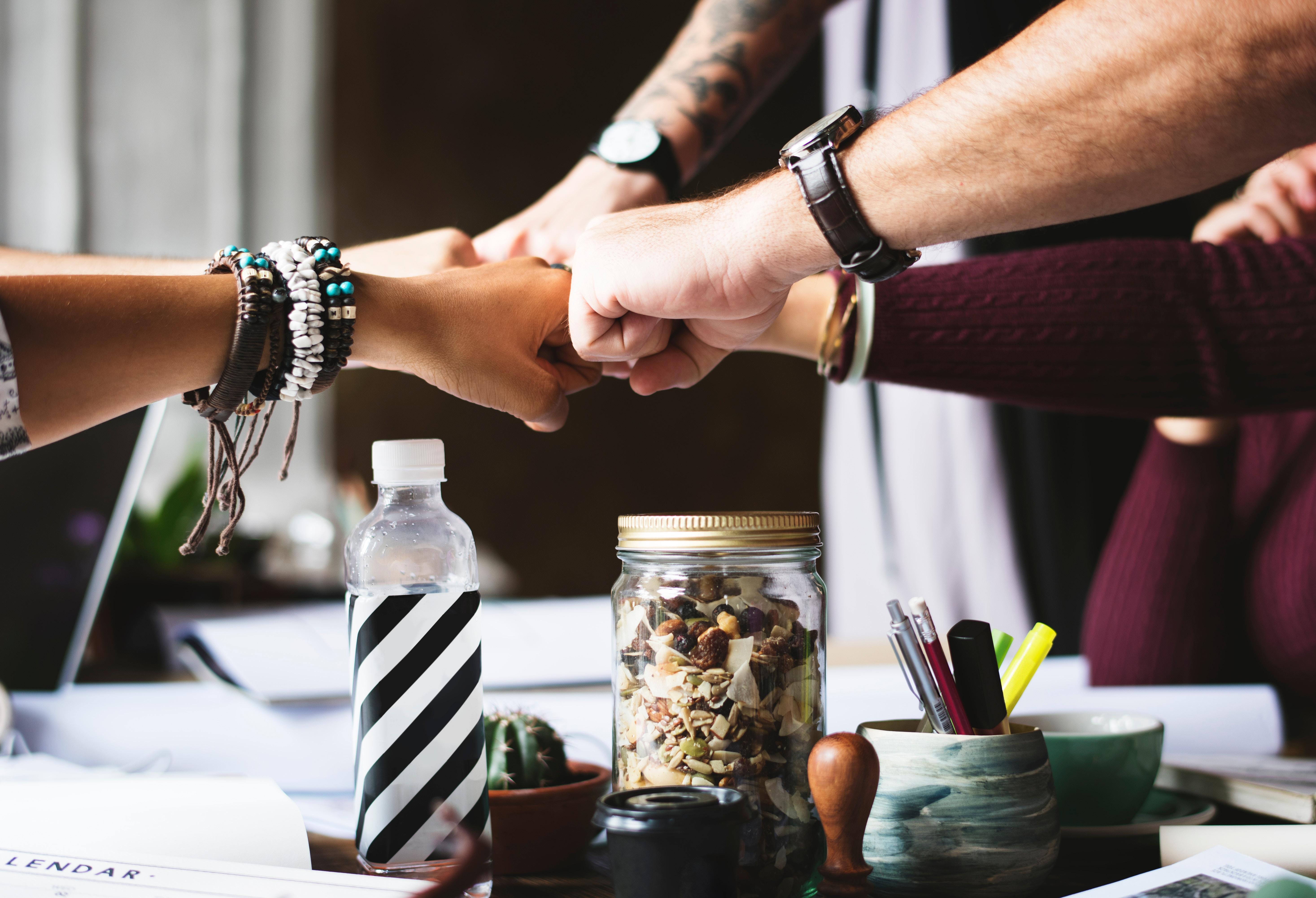 Engergiere dich ehrenamtlich und treffe spannende Menschen.