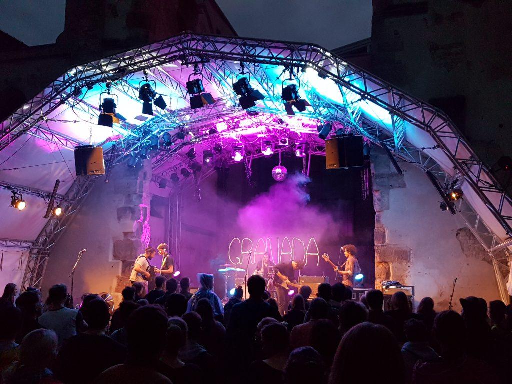 Festival in Nürnberg.