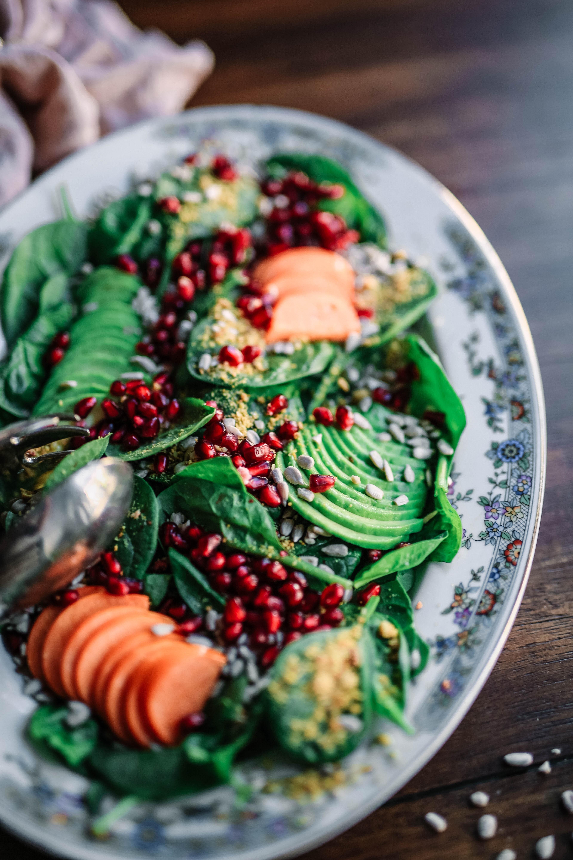 Hier sind die besten Restaurants für Salat in Nürnberg.