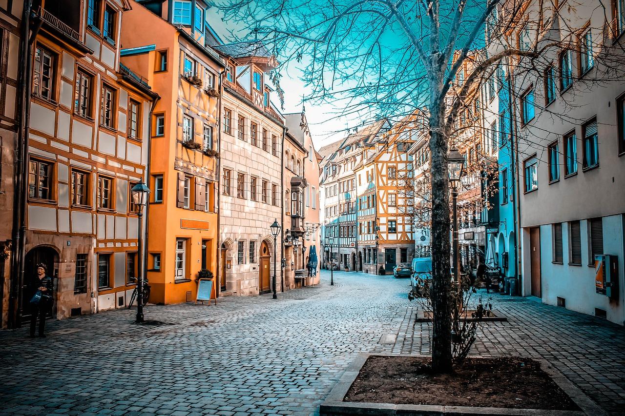 Nürnberg ist eine coole Stadt, die alle lieben.