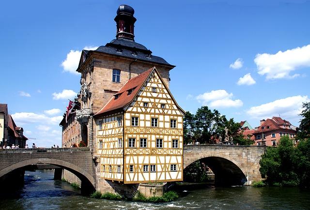 Bamberg ist immer einen Auslug wert.