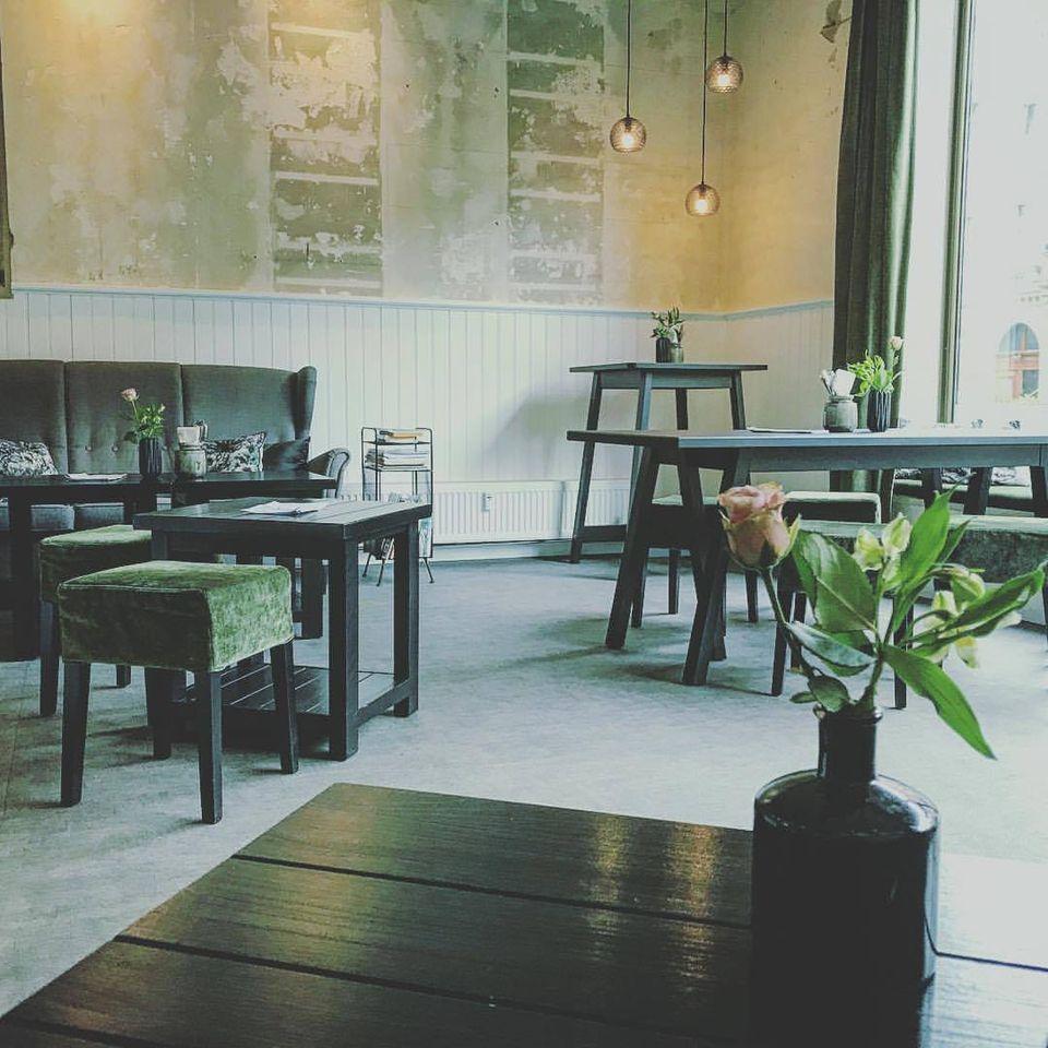 Das The Green ist ein leckeres veganes Restaurant in Nürnberg.