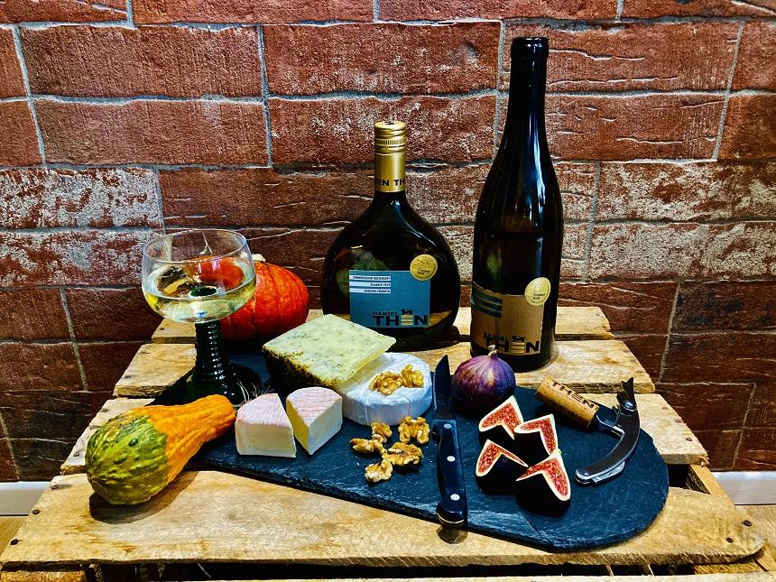 Silvanerheimat hat eine Aktion mit Wein und Herbstküche.