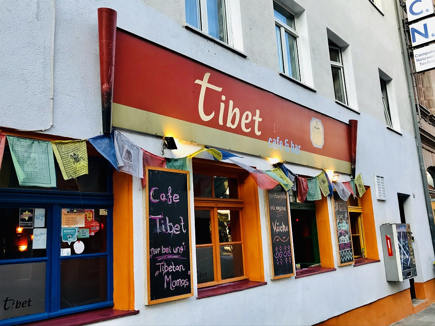 Das Tibet bietet leckeres veganes Essen.