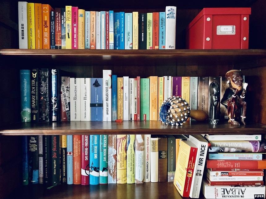Bücher kann man auch in Nürnberg in zahlreichen Buchhandlungen kaufen.