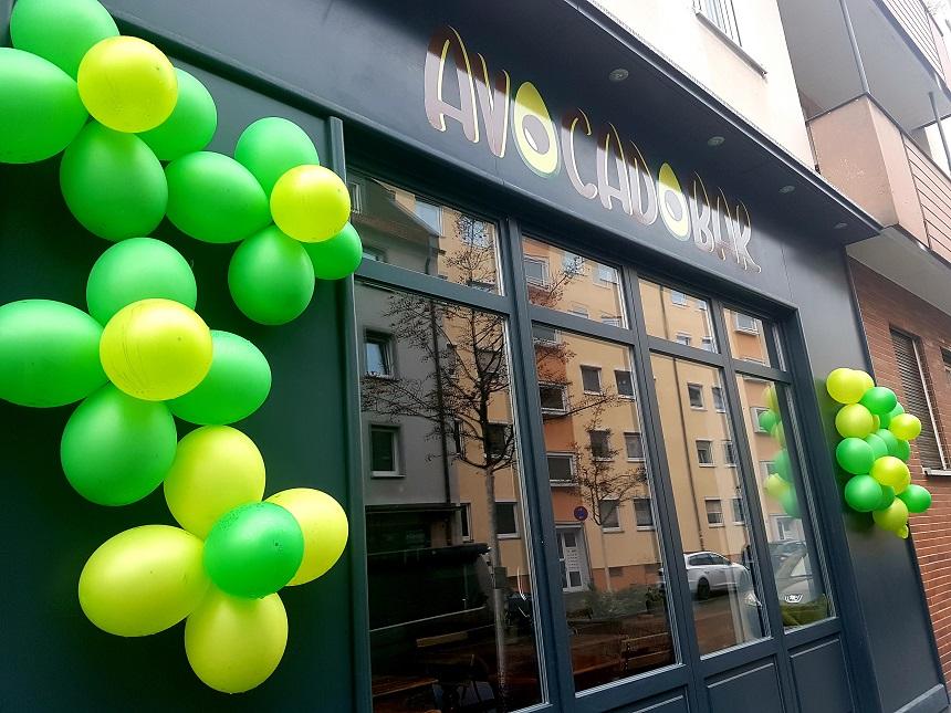 Die Avocado Bar hat Bowls in Nürnberg.