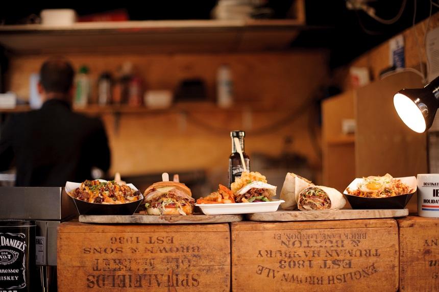Street Food ist ein Trend in Nürnberg.