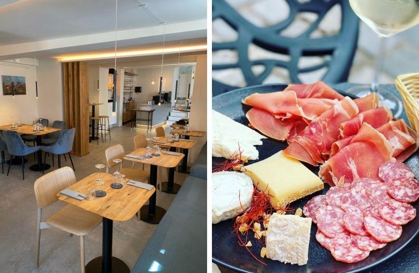 Leckeres Essen im neu eröffneten Joway Restaurant in Nürnberg.