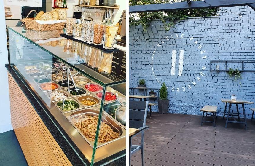 Auch die Kleine Pause gehört zu den neu eröffneten Cafés in Nürnberg.