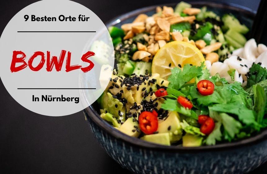 Bowls in Nürnberg.