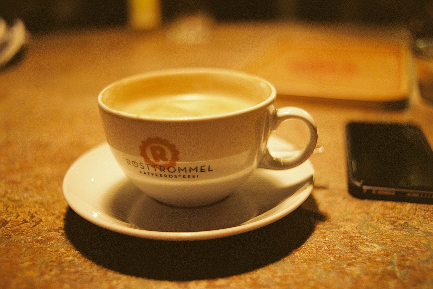 Die Kaffeerösterei Rösttrommel in Nürnberg ist sehr bekannt.