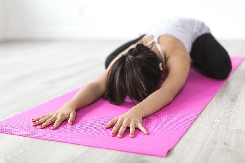 Yoga gibt es jetzt von einem Nürnberger Studio für Zuhause.