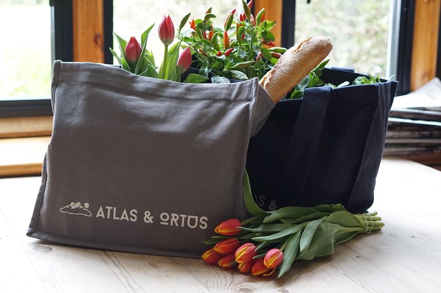 Waxtücher und Stofftaschen sind nachhaltig.