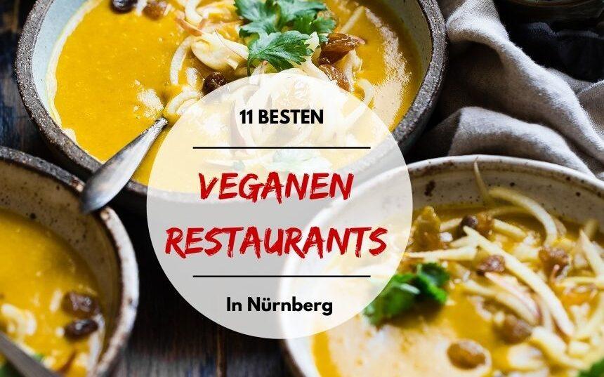 Die besten veganen Restaurants in Nürnberg.