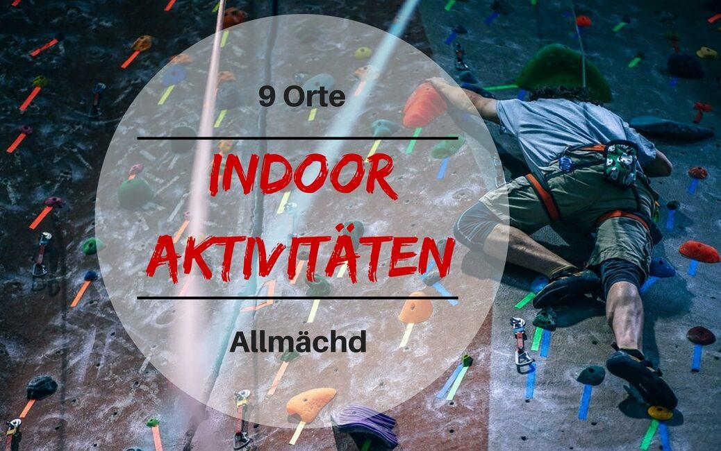 Indoor Aktivitäten in Nürnberg für schlechtes Wetter.